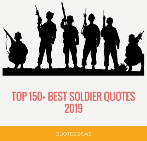 best soldier quotes 2019