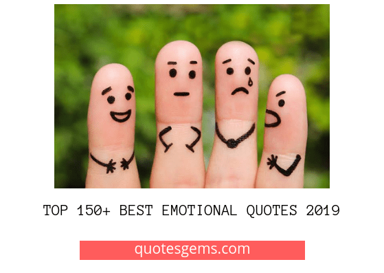 Best Emotional quotes 2019