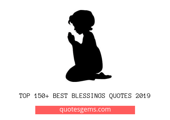 best Blessings quotes 2019